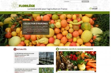 Portail Florilège