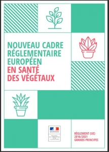 Cadre Reglementaire Europeen Sante Vegetaux MAAP